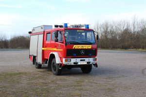 Löschgruppenfahrzeug LF 8/6 der Freiwilligen Feuerwehr Horst (Holstein)